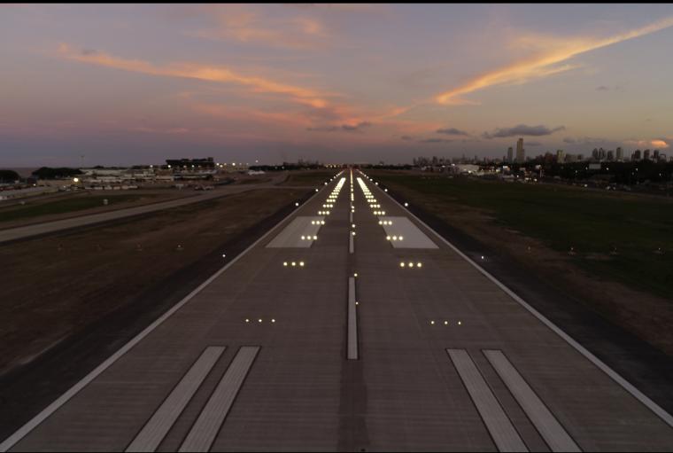 Con más de 80 vuelos programados vuelve a operar Aeroparque este lunes