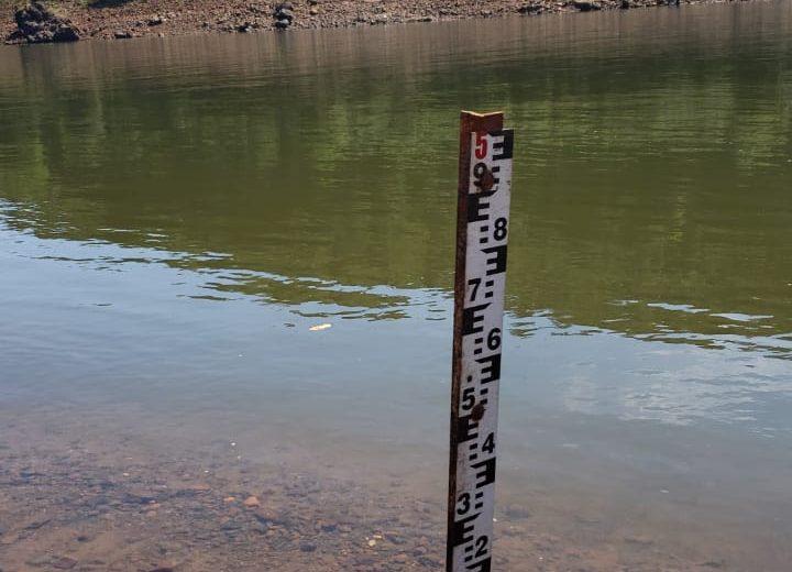 Crisis Hídrica: bajó el río y la toma de agua del Iguazú está fuera de servicio