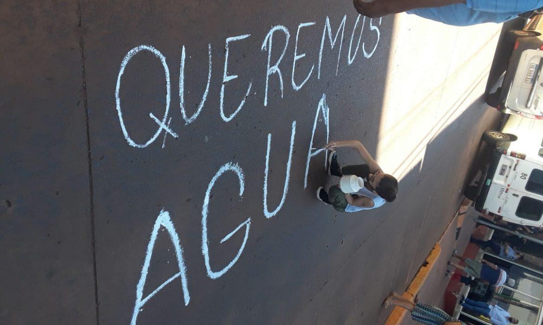 Vecinos autoconvocados juntan firmas y exigen el cambio de autoridades de IMAS