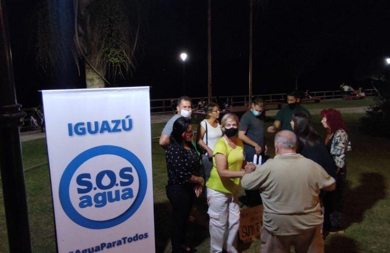 Crisis Hídricas: Vecinos auto convocados no bajan los brazos y continúan juntando firmas