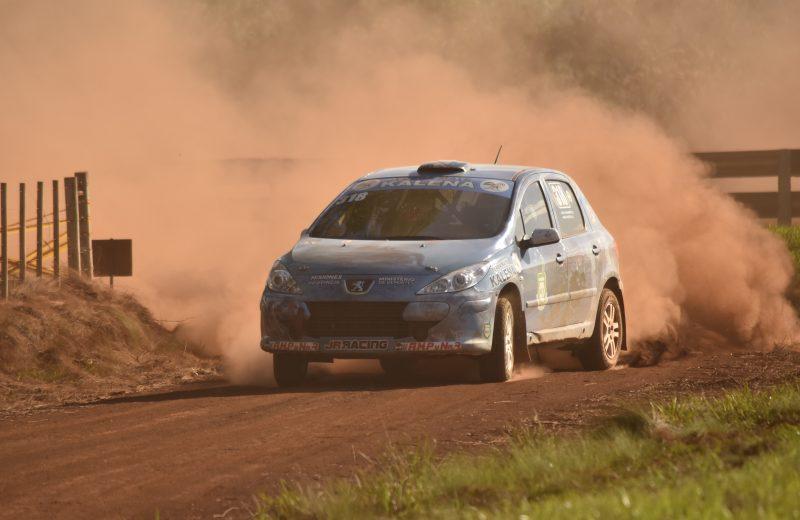 Los motores volvieron a rugir con la vuelta del rally provincial