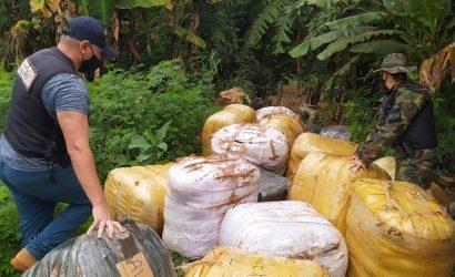 Prefectura secuestró más de 2.000.000  de pesos en artículos de contrabando