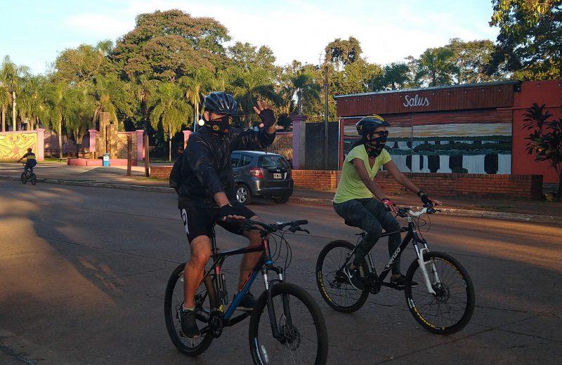 """Este sábado llevarán adelante una bicicleteada """"por una mejor calidad de vida"""""""