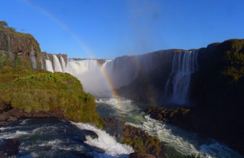 El Parque Nacional de Foz do Iguazú recibió visitantes de 91 nacionalidades durante el primer semestre