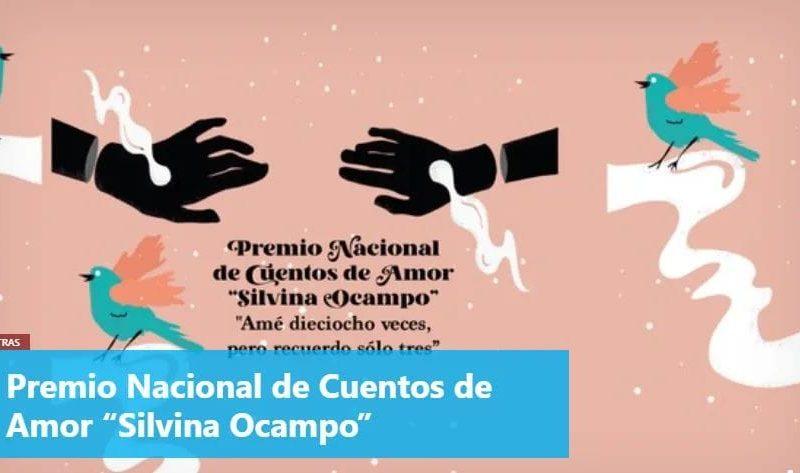 """El 1°Premio Nacional de Cuentos de Amor """"Silvina Ocampo"""" es de 100 mil pesos"""