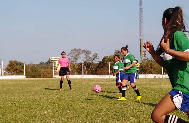 Hoy segunda fecha de la liga regional de futbol de Mujeres