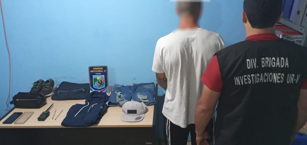 Capturaron a un hombre que utilizaba inhibidores de alarma para robar en automóviles