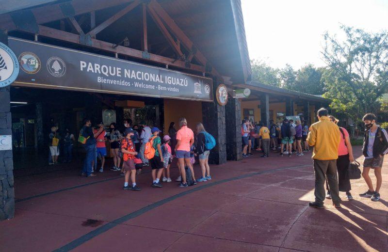 Cabandié anunció que desde octubre se eliminan los cupos en todos los Parques Nacionales del país