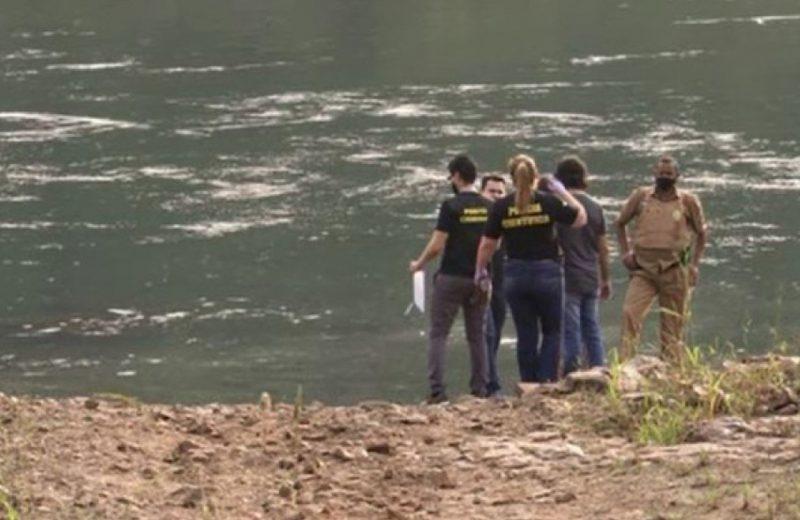 Hallaron el cuerpo de una mujer degollada y con piedras en la panza en el río Paraná