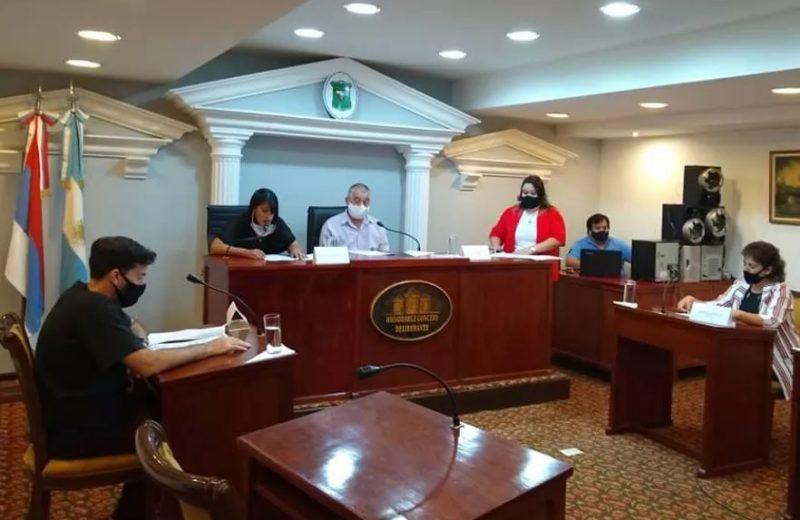 Venta de terrenos y regularización de la tierra son los temas a tratar hoy en el Concejo Deliberante