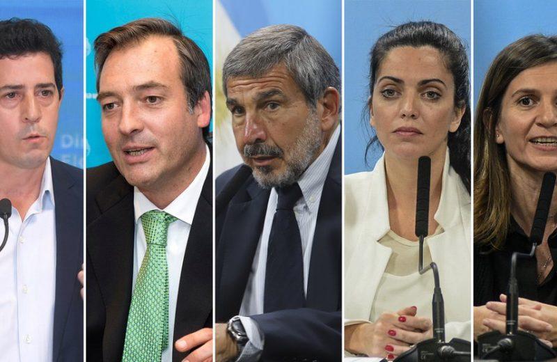 """""""Wado"""" De Pedro, Soria, Raverta, Salvarezza y Volnovich pusieron a disposición del Presidente sus renuncias"""