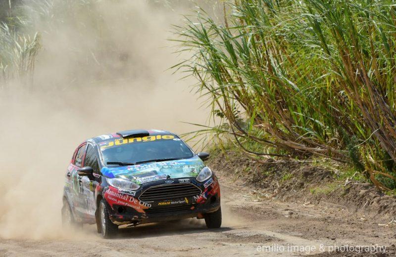 El binomio Sergio Zarza-Hugo Espinola abandonó en el Rally de Bolivia