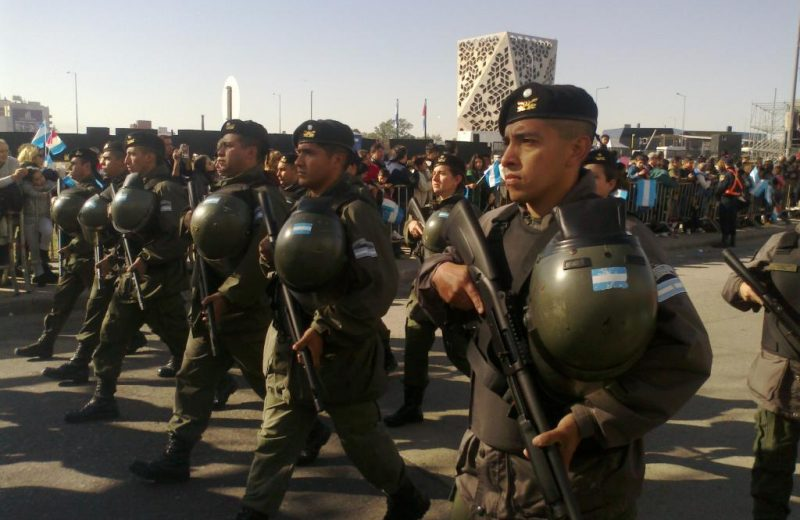 Están abiertas las inscripciones para ingresar a la Escuela de Cadetes de Gendarmeria