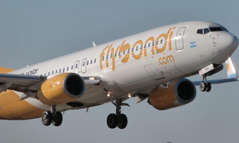 Flybondi sortea vuelos y entradas para que alientes a tu equipo en el Campeonato de Primera División
