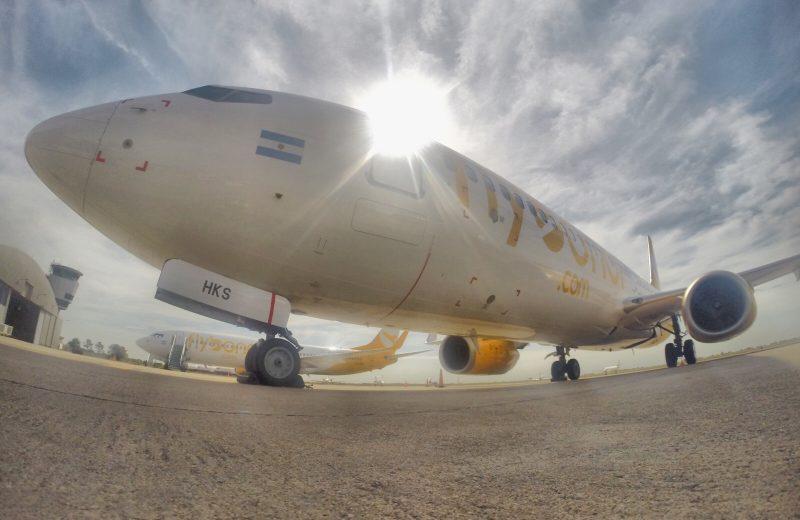 Flybondi lanza una nueva ruta de cabotaje