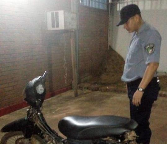 Frustraron el robo de una motocicleta durante los operativos de nocturnidad