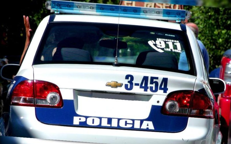 La policía desmintió la supuesta detención de colombianos