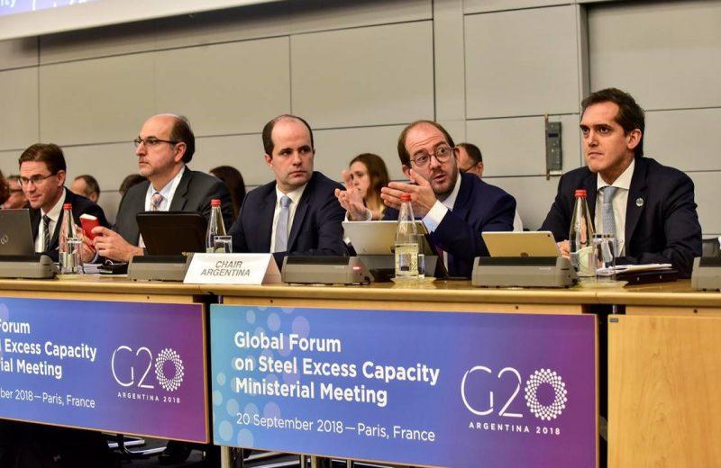 Países profundizan la cooperación para hacer frente al exceso de capacidad de acero