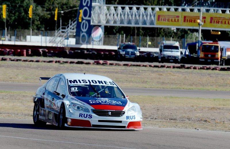 Rudito Bundziak participará en la décima fecha del TC2000 en San Luis