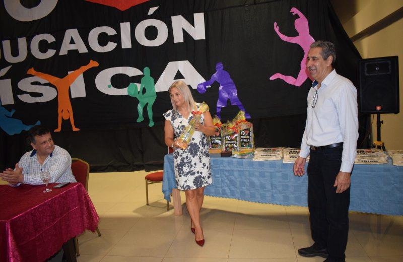 Homenajearon a los profesores de educación física en Iguazú