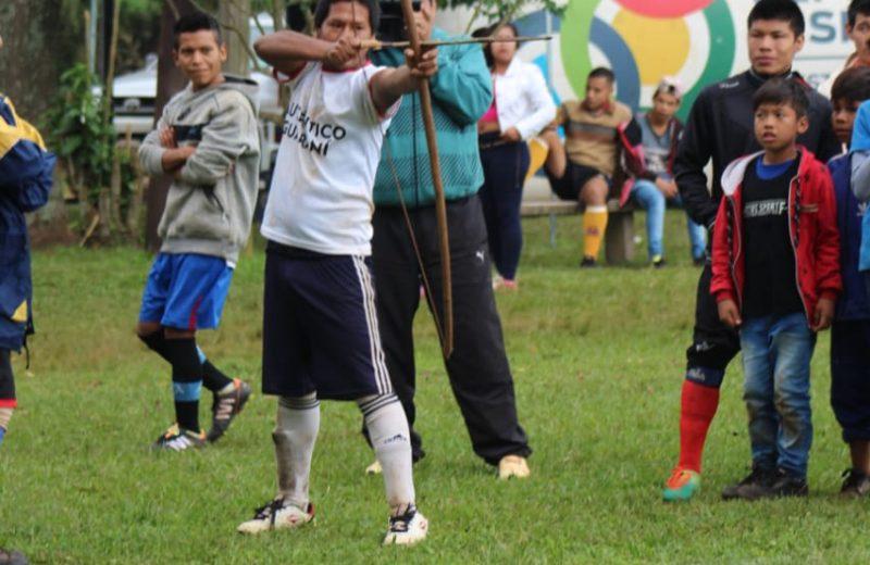 El Encuentro Deportivo de Comunidades Mbya Guaranítuvo gran convocatoria