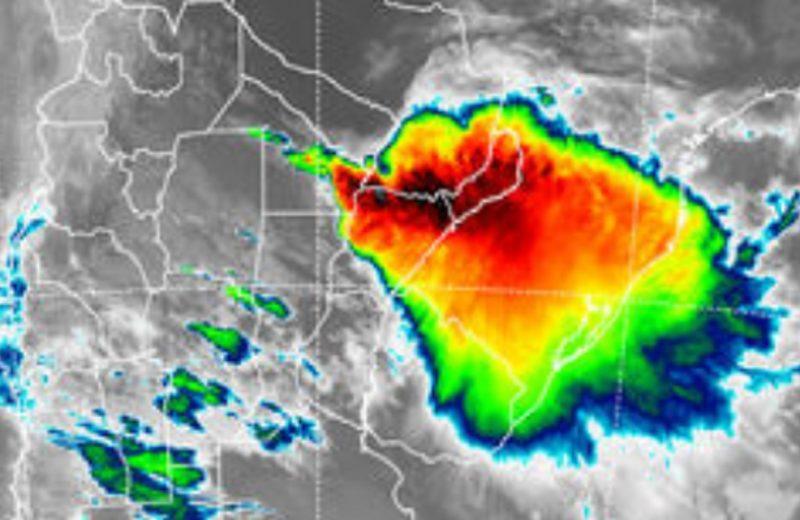Rige un alerta Meteorológico para toda la provincia