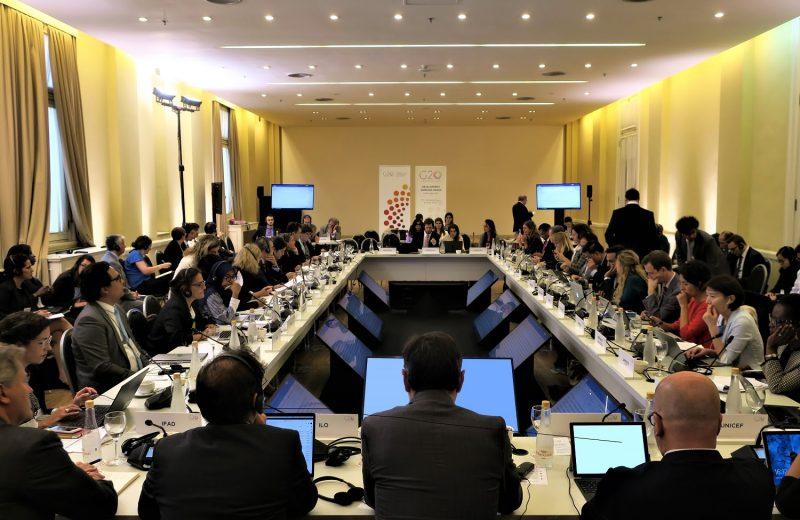 El G20 reafirma la importancia del desarrollo de la primera infancia