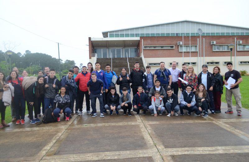 La delegación Karate de la Federación  Misionera viajó rumbo a La Pampa