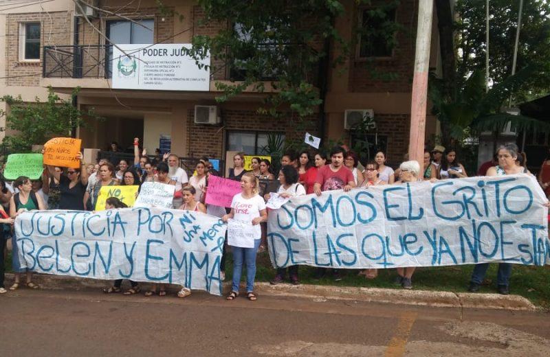 """Marcharon para pedir justicia y exigieron """"No Mas Abusos Infantiles"""""""