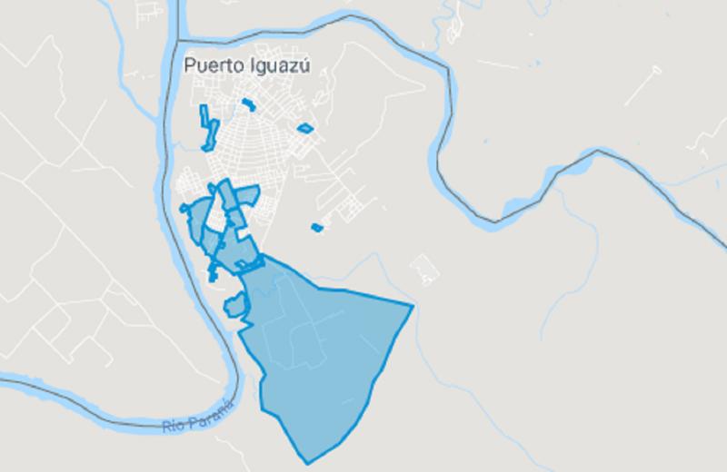 15 barrios fueron registrados en RENABAP