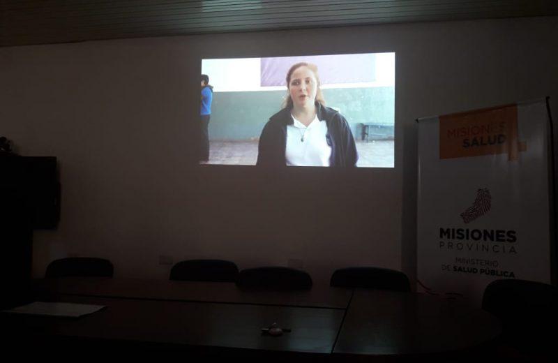 Presentaron el Trailer del spot de prevención de conductas autolesivas en adolescentes