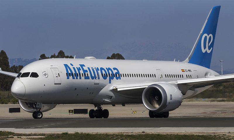 Iguazú recibirá el primer vuelo desde Madrid este viernes