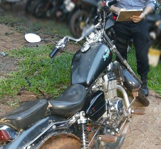 Vendió su motocicleta, denuncio que fue robada y terminó detenido