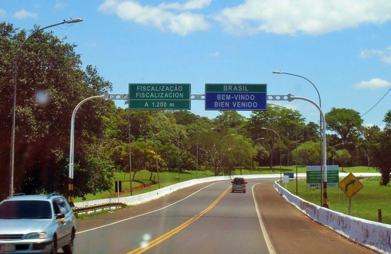 Brasil cerró las fronteras terrestres para el ingreso de cuídanos de los países vecinos