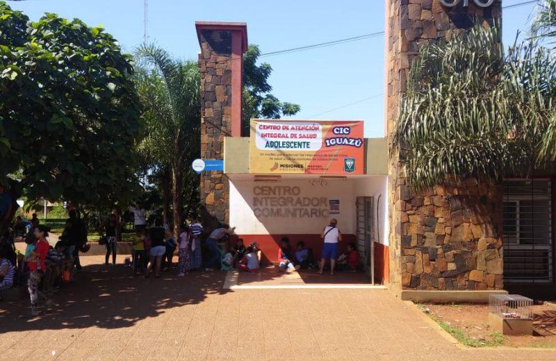Cerraron el Centro Integrador Comunitario de Iguazú por un nuevo caso de covid-19
