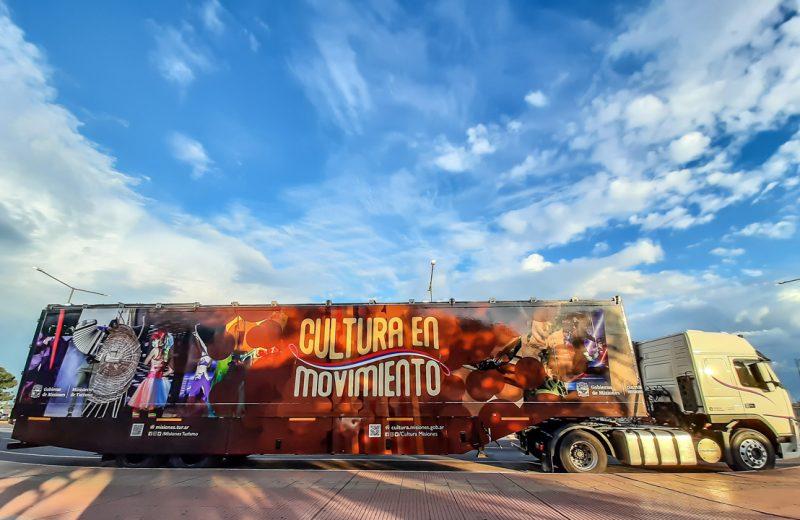 Cultura en movimiento llega a Iguazú está semana