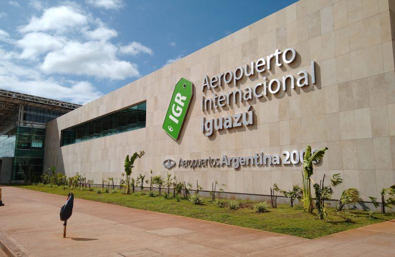 Arribaron al aeropuerto de Iguazú 65 vuelos de cabotaje en enero