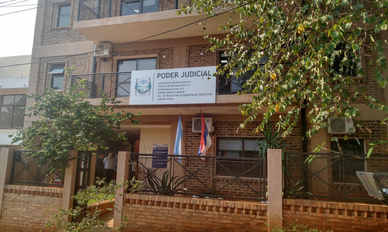 Empleado municipal de Libertad denunciado por abuso y prófugo