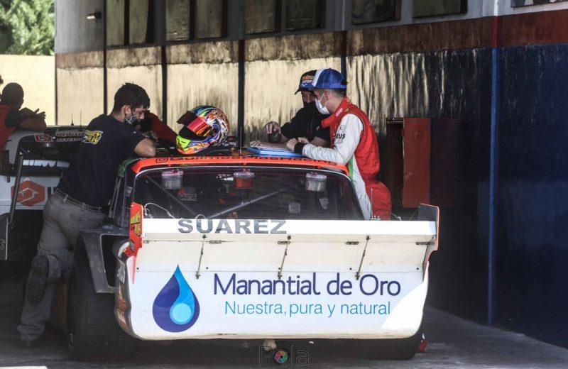 Bundziak tuvo problemas con el auto y fue 15° en los ensayos del TC Mouras