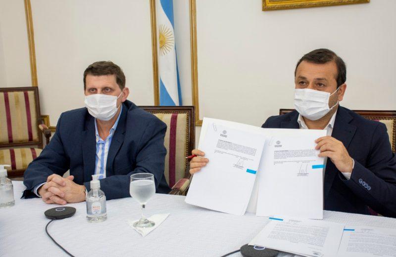 Convenio con el CFI para la reactivación económica de Iguazu y desarrollo de aulas maker
