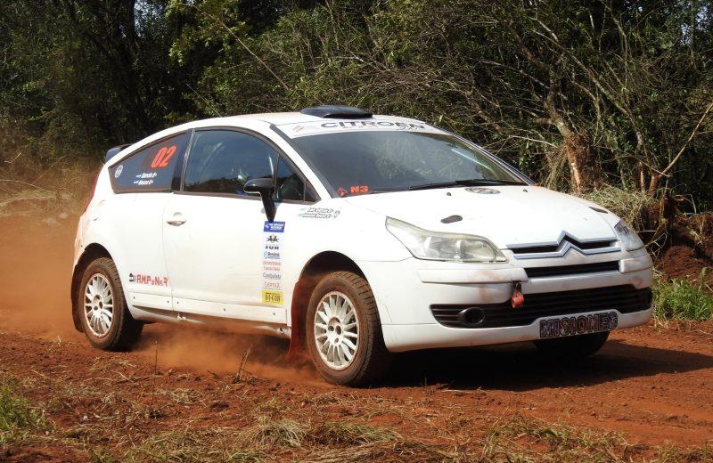La primera fecha del Misionero de Rally ya tiene 70 pre inscriptos