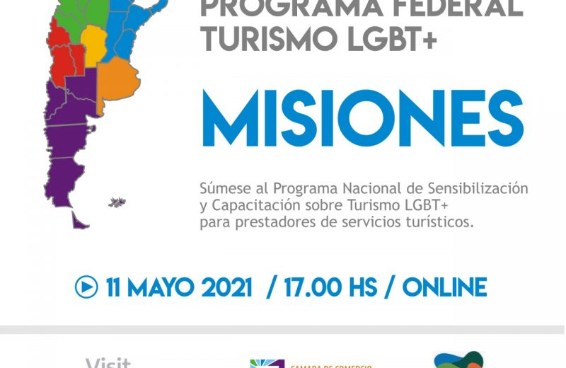 Invitan operadores turísticos a capacitarse en turismo LGBT+