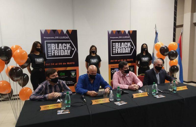 Lanzaron la primera edición del Black Friday Iguazú