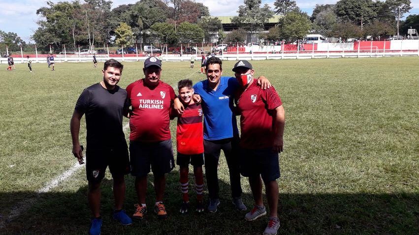 Niño Iguazuense fue seleccionado por River Plate para jugar un torneo el julio