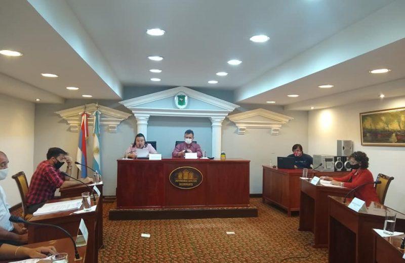 Ediles tratarán 6 puntos en el orden del día en la sesión ordinaria del Concejo Deliberante