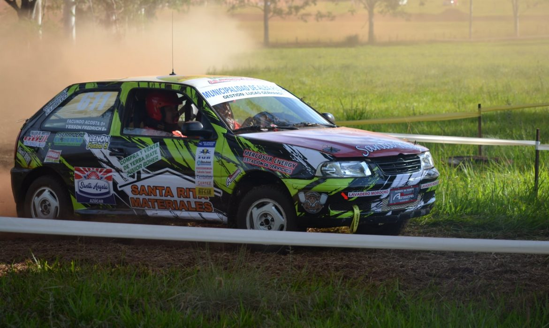 Alba Posse será el escenario de la segunda fecha del Campeonato Misionero de Rally