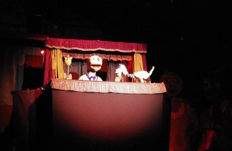 Fin de semana a puro títeres en La Cabaña de los Muñecos