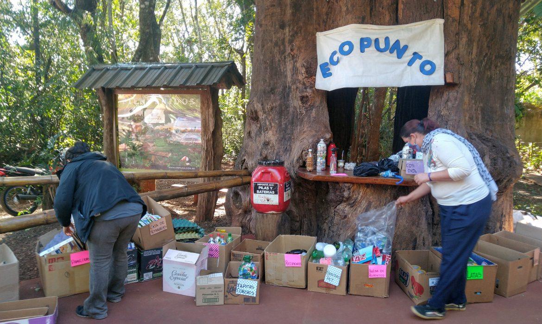 Feria Las Leñas y Eco punto este domingo en la plaza San Martín