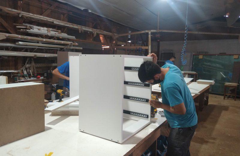Fabricación de muebles uno de los pocos rubros que sobrevivió a la pandemia Iguazú
