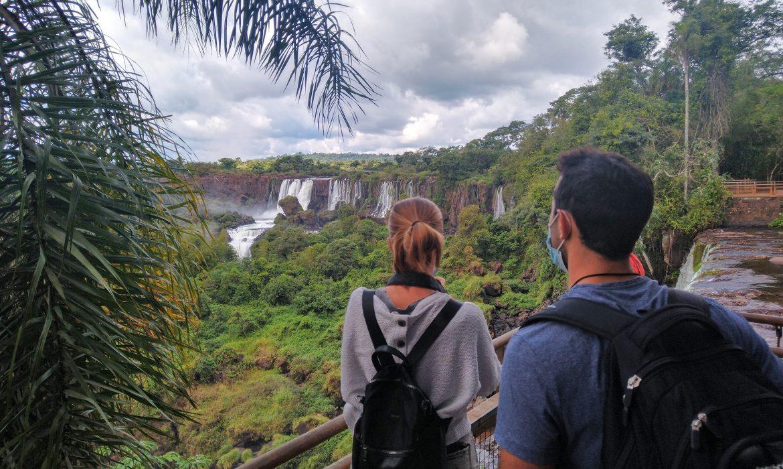 Modifican el horario de atención en Cataratas por la baja afluencia de turistas